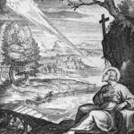 Peter Pavel Rubens (1577-1640), Ignacijevo videnje ob reki Kardoner v Manresi